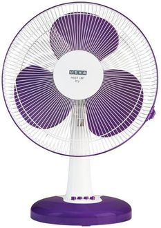 Usha Mist Air Icy 3 Blade (400mm) Table Fan Price in India