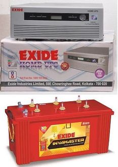 Exide 1050VA Sine Wave Inverter With Invamaster IMTT-1500 150AH Tubular Battery Price in India