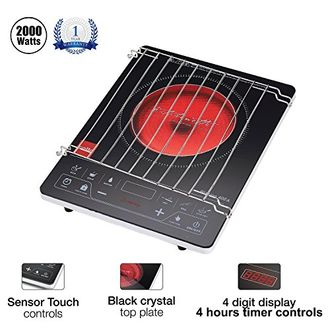 Cello Blazing 400A 2000W Induction Cooktop Price in India