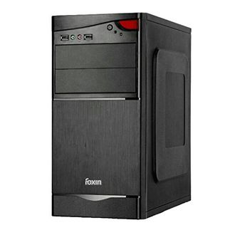 Foxin ATX FC1109 Cabinet (With SMPS) Price in India
