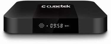 CUBETEK CBTX3 4K Portable Smart TV Box Price in India