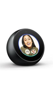 Amazon Echo Spot Smart Bluetooth Speaker Price in India