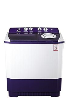LG 9.5 Kg Semi Automatic Top Load Washing Machine (P1565R3SA) Price in India