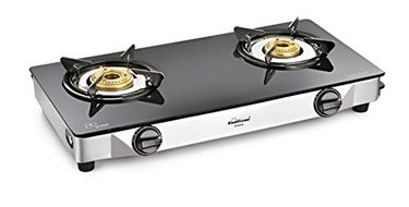 Sunflame Crown Stainless Steel Gas Cooktop (2 Burners) Price in India