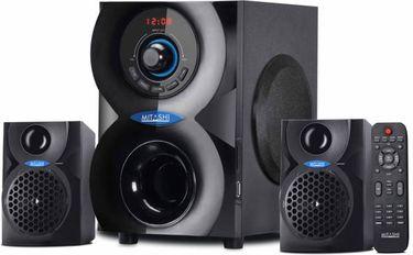 Mitashi HT 40 2.1 Channel Multimedia Speaker Price in India