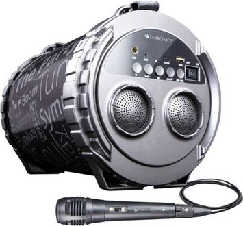 Zebronics Super Bazooka Bluetooth Speaker Price in India
