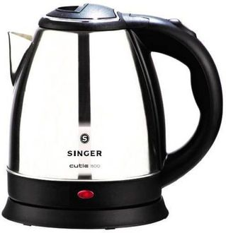 Singer Cutie DX 1500 1.5 L ELectric Kettle Price in India