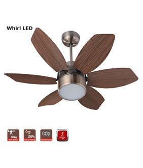 Relaxo Whirl 6 Blade (600mm) Ceiling Fan Price in India