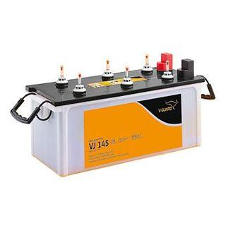 V-Guard VJ145 135AH Flat Tubular Inverter Battery Price in India