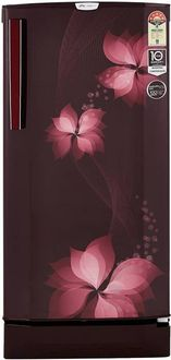 Godrej RD Edge Pro 205 TAI 5.2 190 L 5 Star Direct Cool Single Door Refrigerator (Breeze Magenta) Price in India