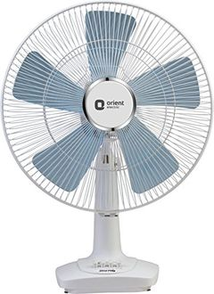 Orient Electric Wind Pro Desk 60 5 Blade (400mm) Table Fan Price in India