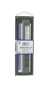 Kingston (KVR16N11S8/4-SP) 4GB DDR3 Desktop Ram Price in India