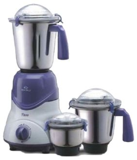 Bajaj Trio 600W Mixer Grinder (3 Jars) Price in India
