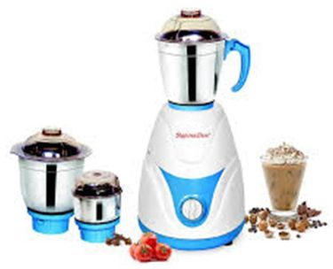 Signoracare SCEP-2911 Eco Plus 500W Mixer Grinder (3 Jars) Price in India