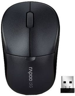 Rapoo 1090P Wireless Mouse Price in India
