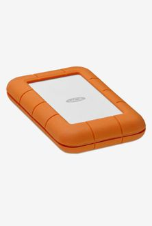 LaCie Rugged Thunderbolt 4TB External Hard Disk Price in India