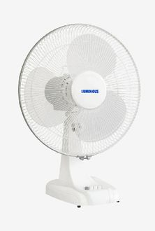 Luminous Mojo Plus 3 Blade (400mm) Table Fan Price in India
