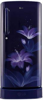 LG GL-D221ABGX 215 L 4 Star Inverter Direct Cool Single Door Refrigerator (Glow) Price in India