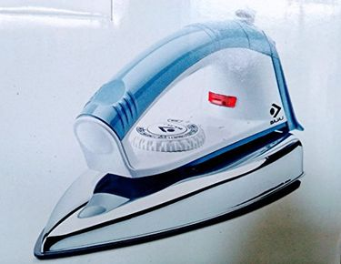 Bajaj New Popular 750W Dry Iron Price in India