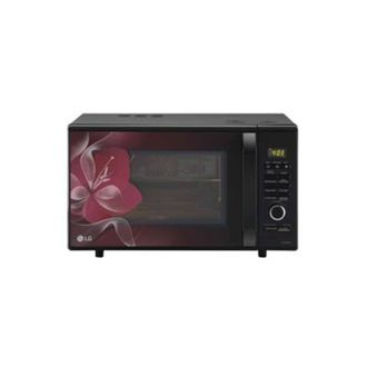 LG MJ2886BWUM 28 L Convection Microwave Oven (Floral) Price in India
