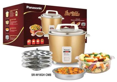 Panasonic SR-W18GH 4.4 L Electric Rice Cooker Price in India