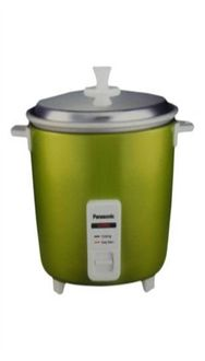 Panasonic SR-WA18(HS) 1.8 L Electric Rice Cooker Price in India