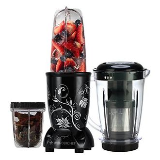 Wonderchef Nutri-Blend 400W Juicer Blender (3 Jars) Price in India