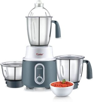 Prestige Delight 750W Mixer Grinder (3 Jars) Price in India