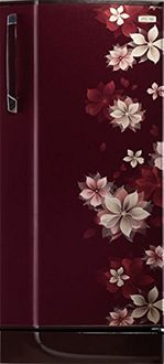 Godrej RD Edge SX 236 TAF 3.2 221 L 3 Star Direct Cool Single Door Refrigerator (Marvel) Price in India