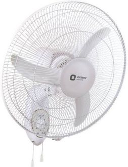 Orient Wall 48 3 Blade (450mm) Wall Fan Price in India