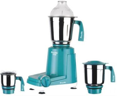 Preethi MG-158 230W Mixer Grinder (3 Jars) Price in India
