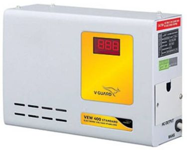 V-Guard VEW 400 Standard Voltage Stabilizer Price in India