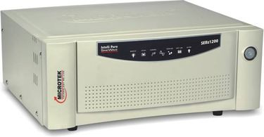 Microtek UPS-SEBZ 1200VA Pure Sine Wave Inverter Price in India