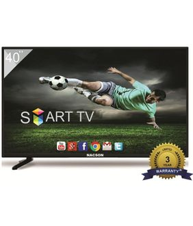 Nacson NS42AM20S 40 Inch Full HD Smart LED TV Price in India