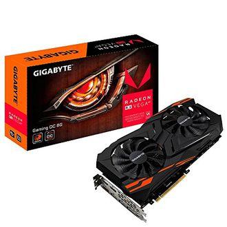 Gigabyte Radeon RX VEGA 64 Gaming 8GB Graphic Card Price in India