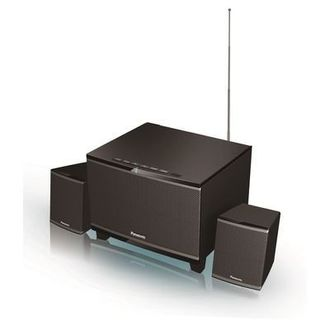 Panasonic SC-HT19 2.1 Channel Speaker System Price in India