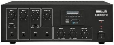 Ahuja SSB-80DFM Sound Amplifier Price in India