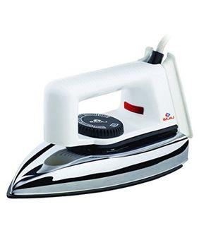 Bajaj Popular VX 750W Dry Iron Price in India