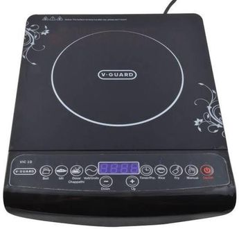 V-Guard VIC 10 V2 230W Induction Cooktop Price in India