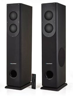 Blaupunkt TS-100 200W Tower Speakers Price in India