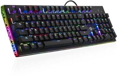 Circle Squadron MX RGB Professional Mechanical Wired Gaming Keyboard Price in India
