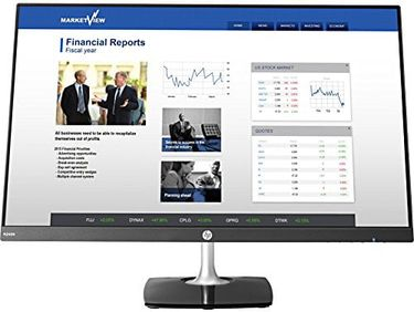 HP N240h 23.8 Ich Full HD IPS Monitor Price in India