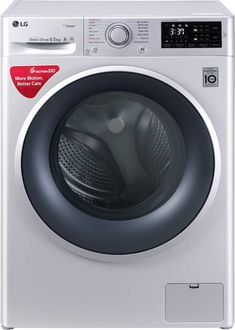 LG 6.5Kg Fully Automatic Front Load Washing Machine (FHT1065SNL) Price in India
