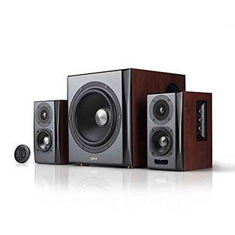 Edifier S350DB Bookshelf 2.1 Channel Wireless Speaker System Price in India