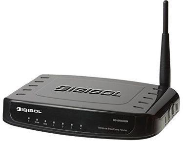 Digisol DG-BR4000N/E 150Mbps Wireless Broadband Router Price in India