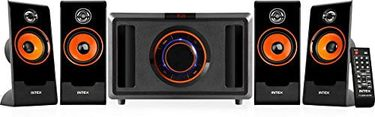 Intex XM-2590 SUFB 4.1 Channel Speaker System Price in India