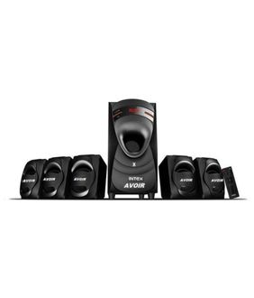 Intex AVOIR 5.1 Channel multimedia speaker Price in India
