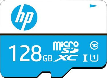 HP MX310 U1 128GB MicroSDXC Class 10 (80MB/s) Memory Card Price in India
