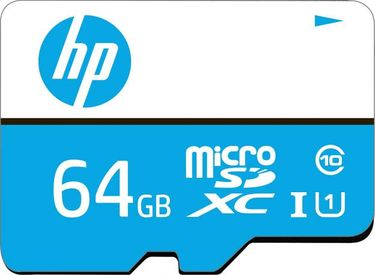 HP MX310 U1 64GB MicroSDXC Class 10 (80MB/s) Memory Card Price in India