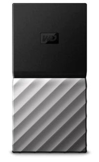WD My Passport (WDBKVX0010PSL-WESN) 1TB Portable SSD External Hard Drive Price in India